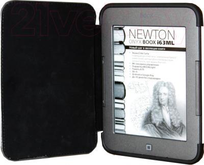 Электронная книга Onyx Boox i63ML Newton (черный) - в чехле
