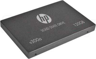 SSD диск HP v300a 120GB (SSD7SC120GCDA-HPKIT) - общий вид
