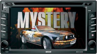 Автомагнитола Mystery MDD-6220S - общий вид