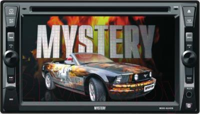 Автомагнитола Mystery MDD-6240S - общий вид