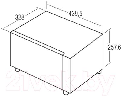 Микроволновая печь Cata FS 20 BK - схема
