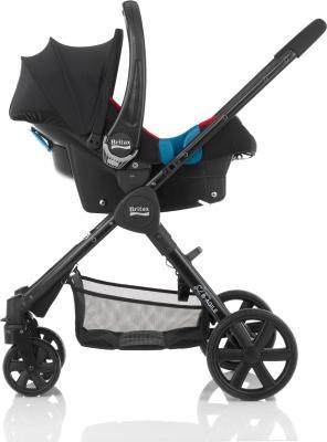 Детская прогулочная коляска Britax B-Agile 4 (Blue Sky) - Baby-Safe Plus на шасси (приобретается отдельно)