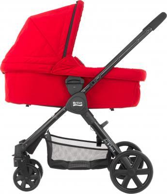 Детская прогулочная коляска Britax B-Agile 4 (Blue Sky) - спальный блок (приобретается отдельно)