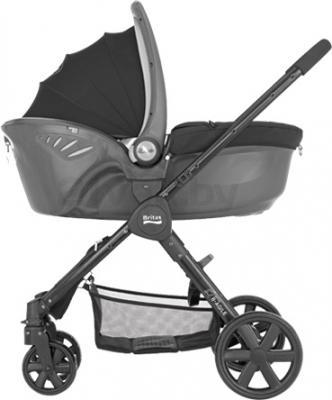Детская прогулочная коляска Britax B-Agile 4 (Chili Pepper) - Baby-Safe Sleeper на шасси (приобретается отдельно)