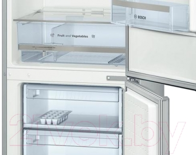 Холодильник с морозильником Bosch KGV39VW23R