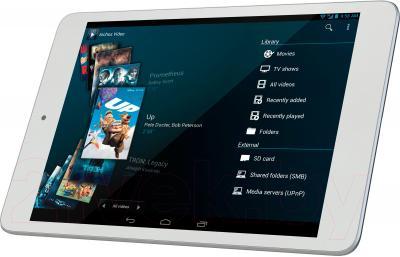 Планшет Archos 79 Xenon 3G (White) - вполоборота
