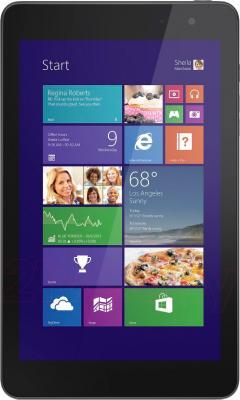 Планшет Dell Venue 8 Pro (64GB, 3G, Black) - общий вид
