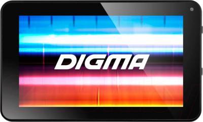 Планшет Digma IDJD 7n (Black) - общий вид