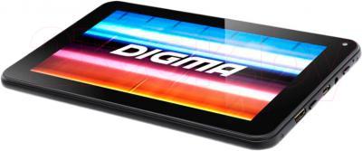 Планшет Digma IDJD 7n (Black) - вид лежа