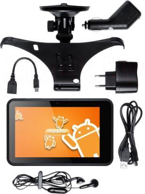 Планшет Digma iDnD7 3G (Black) - весь комплект
