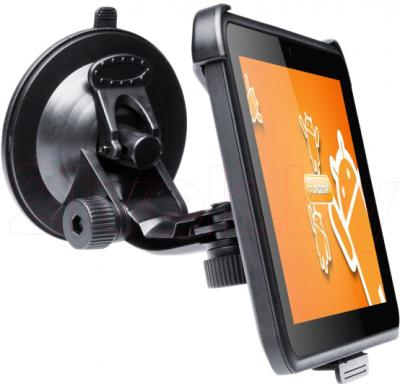 Планшет Digma iDnD7 3G (Black) - с держателем для автомобиля