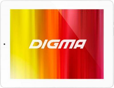 Планшет Digma IDrQ 10 3G (White) - общий вид