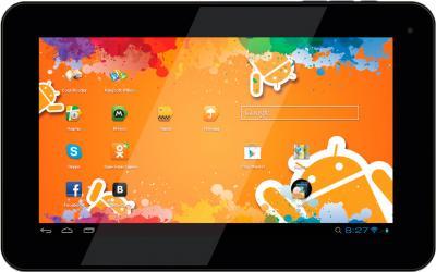Планшет Digma iDsD7 3G (16GB, Black) - общий вид