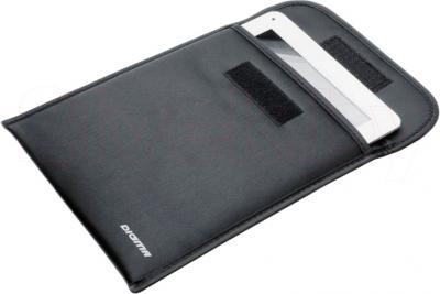 Планшет Digma iDsD8 3G (Aluminum) - в чехле