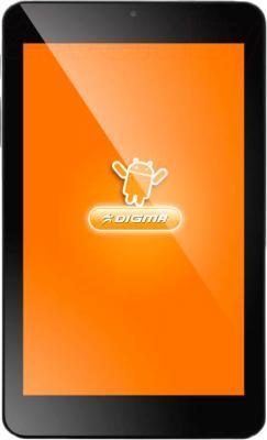 Планшет Digma iDsQ7 3G (Black) - общий вид