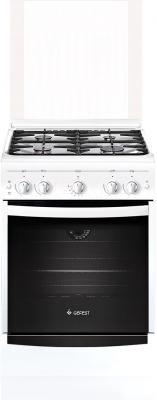 Кухонная плита Gefest 5100-01 С - вид спереди
