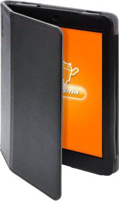 Планшет Digma iDsQ8 (Black) - в чехле