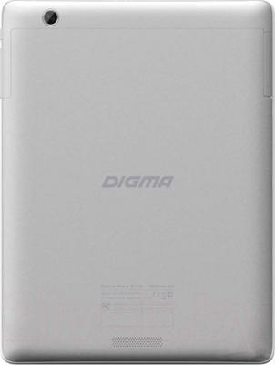 Планшет Digma Plane 8.0 3G TS804H (White-Silver) - вид сзади