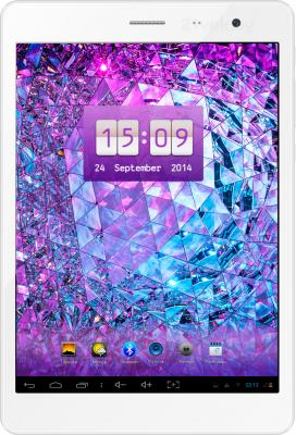 Планшет Explay Art 3G (White) - общий вид