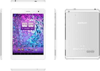 Планшет Explay Art 3G (White) - полный обзор панелей