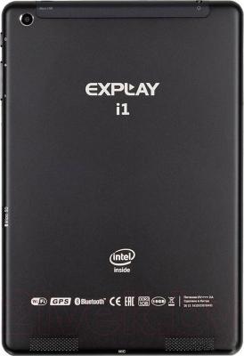 Планшет Explay i1 - вид сзади