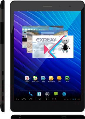 Планшет Explay i1 - с нижней и боковой панелями