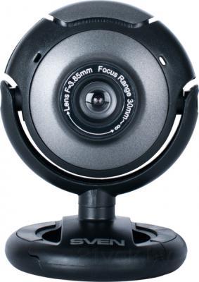 Веб-камера Sven IC-310 - фронтальный вид
