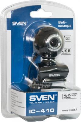 Веб-камера Sven IC-410 - упаковка