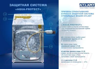 Стиральная машина ATLANT СМА 70С1010-02