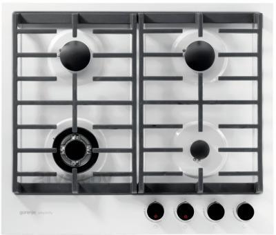 Газовая варочная панель Gorenje GKT6SY2W - общий вид