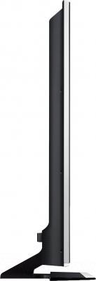 Телевизор Samsung UE40HU7000U - вид сбоку
