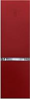 Холодильник с морозильником LG GA-B489TGRM -