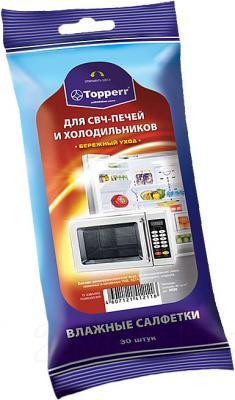 Салфетки для ухода за техникой Topperr 3620 - общий вид