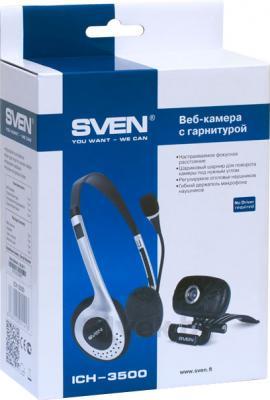 Веб-камера Sven ICH-3500 - коробка