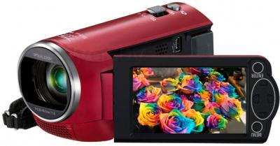 Видеокамера Panasonic HC-V130EE-R - общий вид