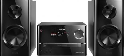 Микросистема Philips MCM3150/12 - общий вид