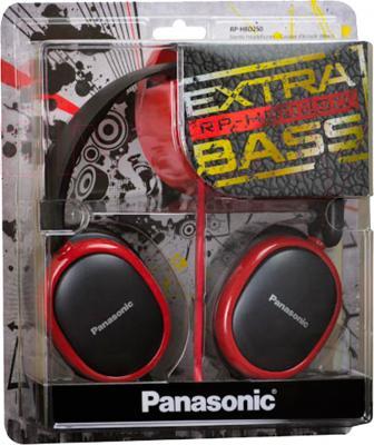 Наушники Panasonic RP-HBD250E-K - вид в упаковке