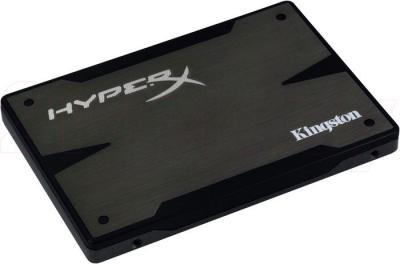 SSD диск Kingston HyperX 3K 240GB (SH103S3B/240G) - общий вид