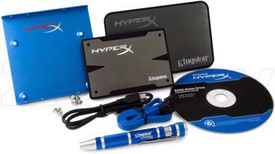 SSD диск Kingston HyperX 3K 240GB (SH103S3B/240G) - комплектация