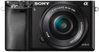 Беззеркальный фотоаппарат Sony ILCE-6000LB -
