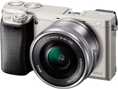 Беззеркальный фотоаппарат Sony ILCE-6000LS - общий вид