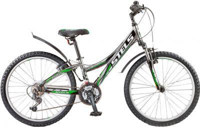 Велосипед Stels Navigator 440 (Green) - общий вид