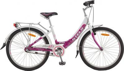 Велосипед Stels Pilot 830 (Purple-White) - общий вид