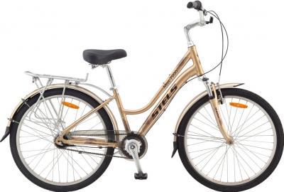 Велосипед Stels Miss 7900 (17, Gold) - общий вид