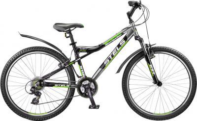 Велосипед Stels Navigator 510 (Green) - общий вид