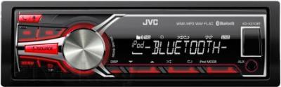 Бездисковая автомагнитола JVC KD-X310BTEY - общий вид