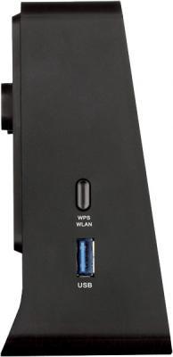 Беспроводной маршрутизатор D-Link DSL-2750U/B1A/T2A - вид сбоку