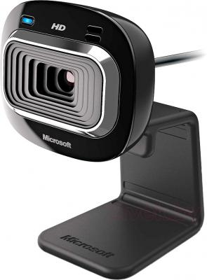 Веб-камера Microsoft LifeCam HD-3000 (T4H-00004) - общий вид