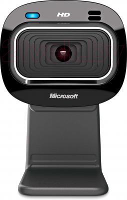 Веб-камера Microsoft LifeCam HD-3000 (T4H-00004) - вид спереди