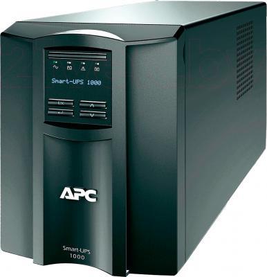 ИБП APC Smart-UPS 1000VA LCD (SMT1000I) - общий вид